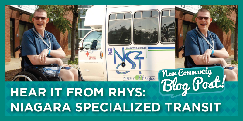 Hear it from Rhys: Niagara Specialized Transit