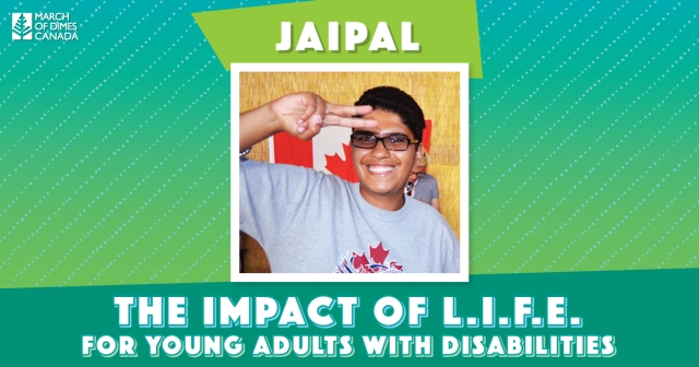 JAIPAL - The Impact of L.I.F.E. for young adults with disabilities