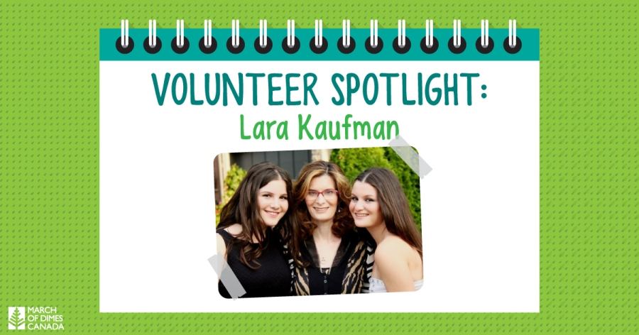 Volunteer Spotlight: Lara Kaufman