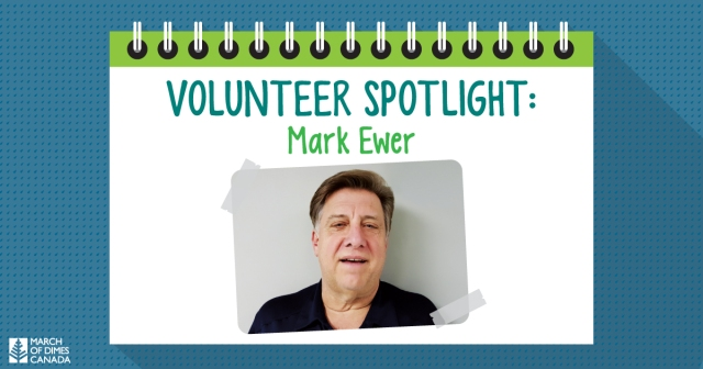 Volunteer Spotlight: Mark Ewer