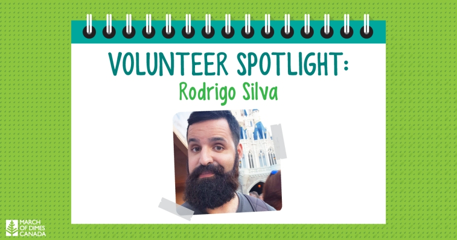 Volunteer Spotlight: Rodrigo Silva
